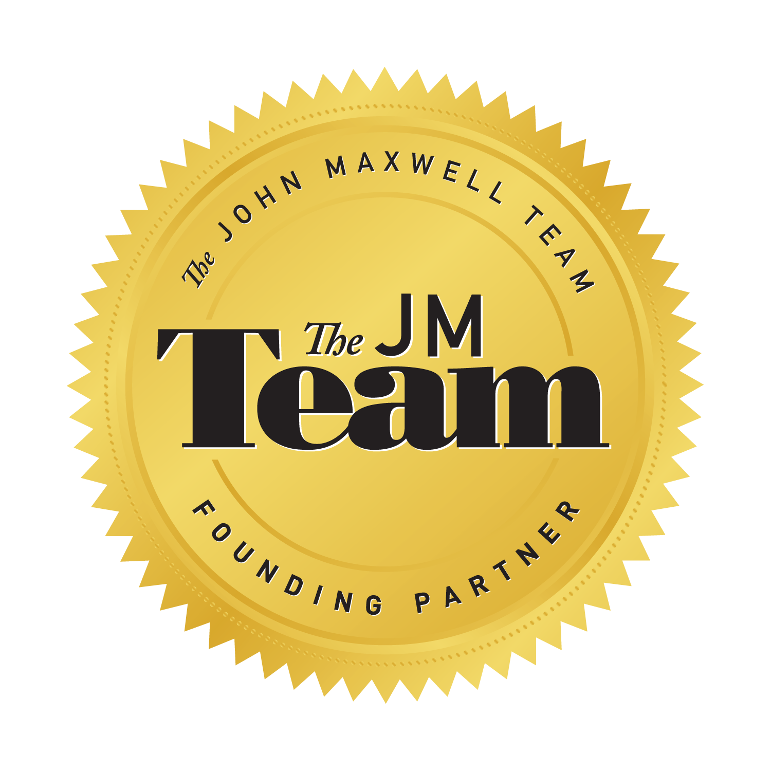 John Maxwell Team - Founding Partner Seal
